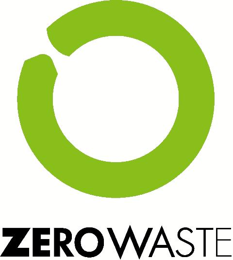 logo zero waste rifiuti zero